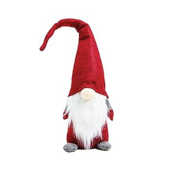 Amazon.com: Handmade Swedish Tomte,Santa - Scandinavian Gnome ...