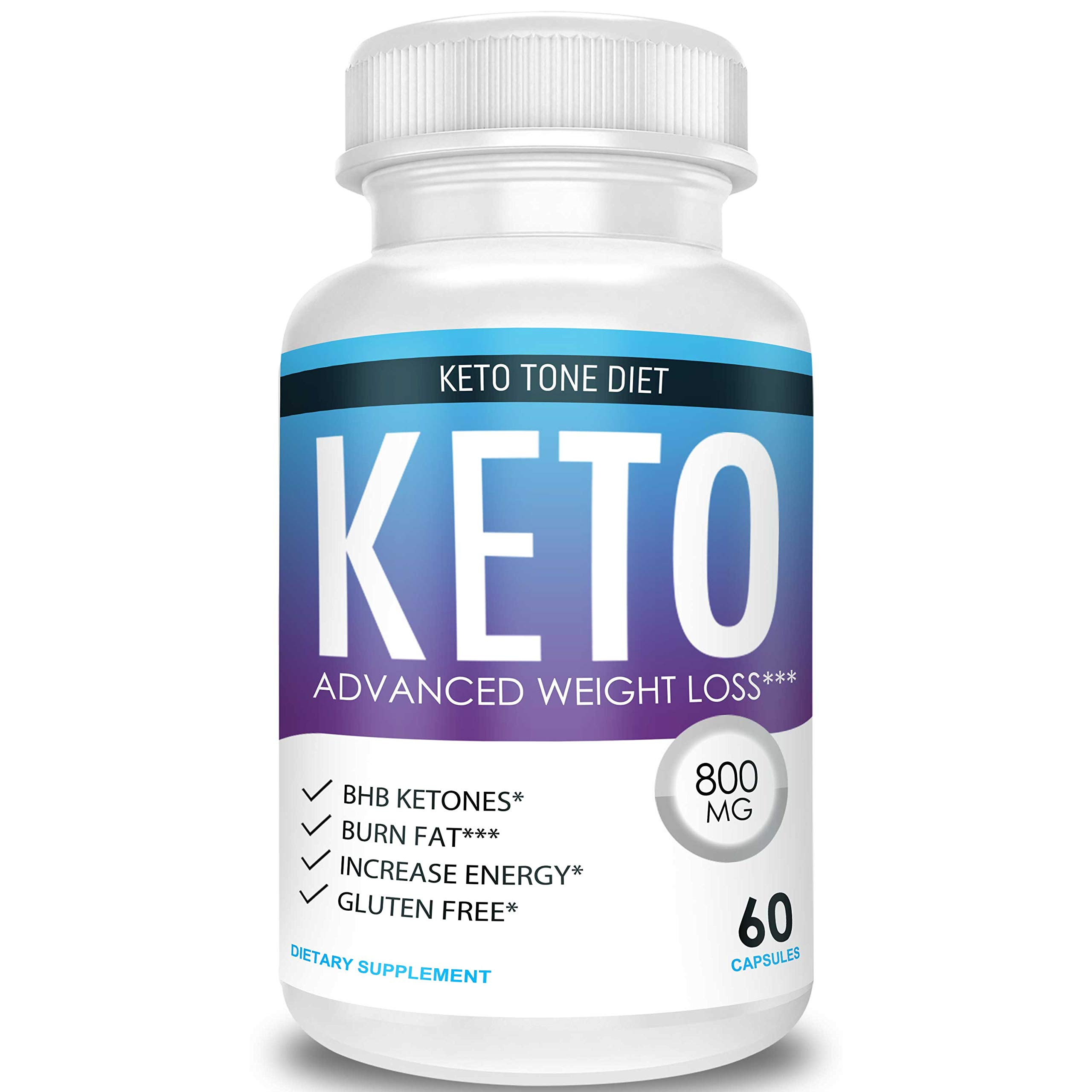 Keto Tone Diet - Advanced Weight Loss - Ketosis Supplement by Keto Tone Diet