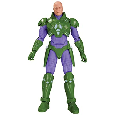 DC Collectibles DC Comics Icons: Lex Luthor Forever Evil Action Figure: DC Collectibles: Toys & Games