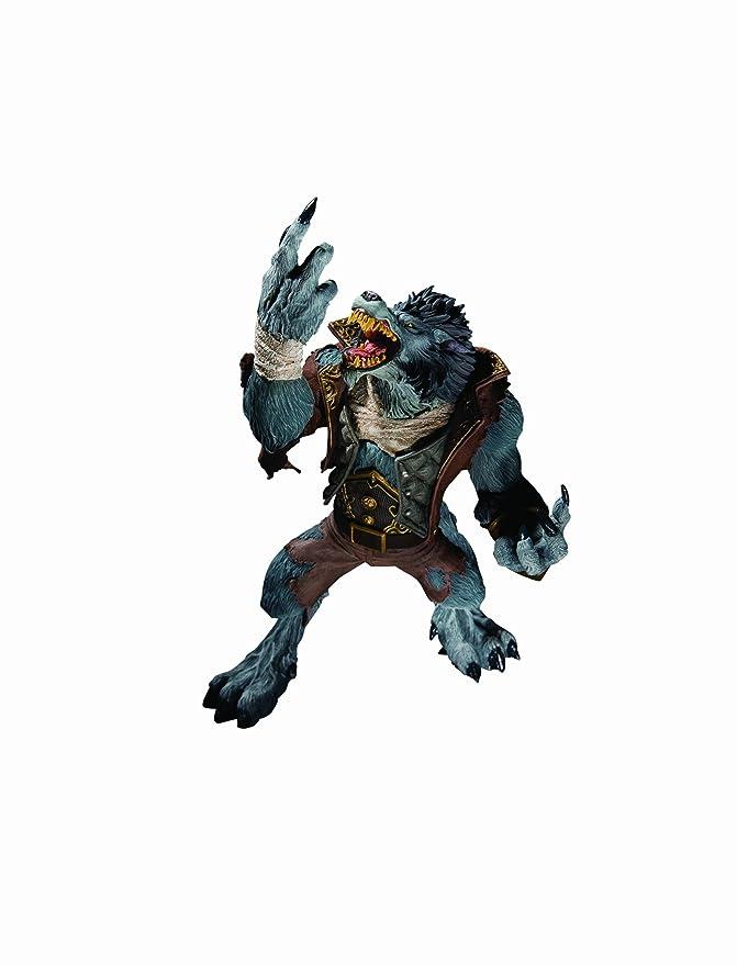 Amazon.com: DC Ilimitado World of Warcraft: Serie 7: worgen ...