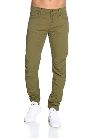 le dernier 0c1b9 9a36e Imperial Pantalon Vert Homme 36: Amazon.fr: Vêtements et ...