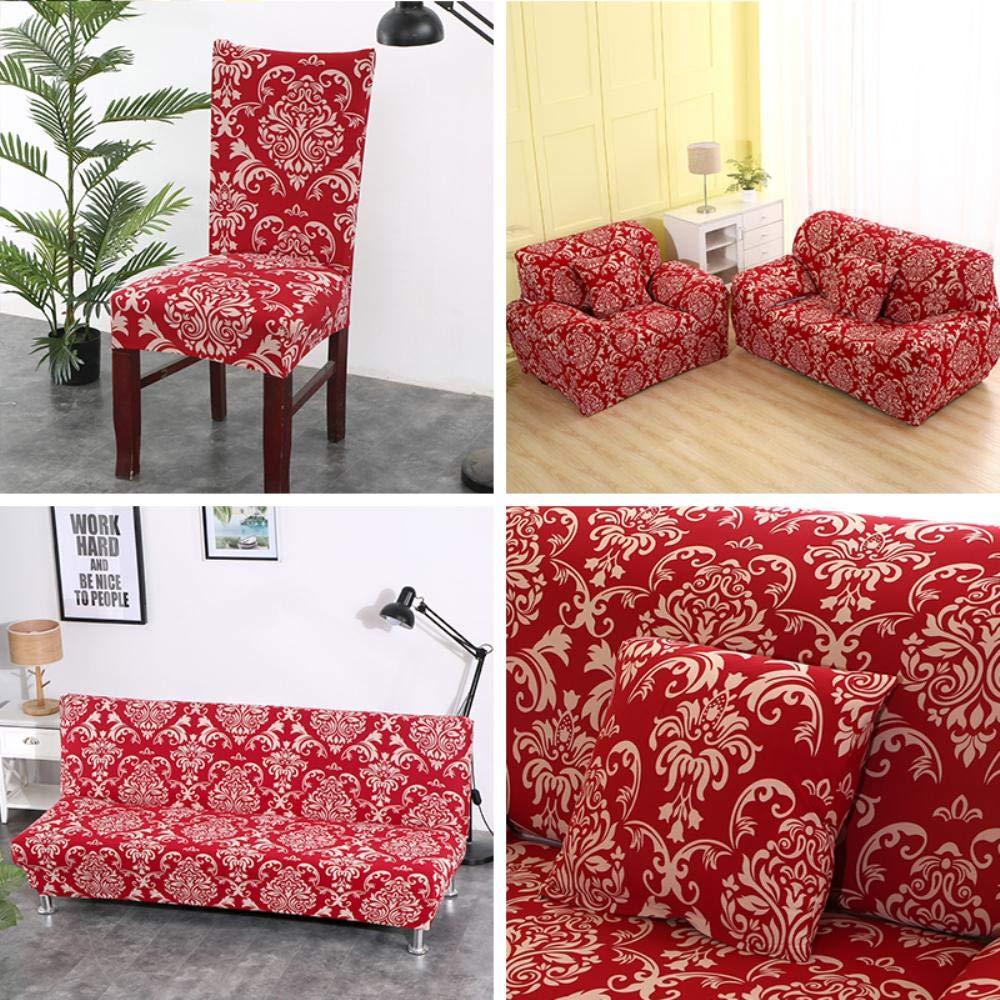 Amazon.com: Hakazhi Inc Flower Printing Universal Size Chair ...