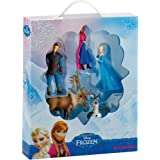 Bullyland BY12220 Frozen Set Deluxe 5 Personaggi