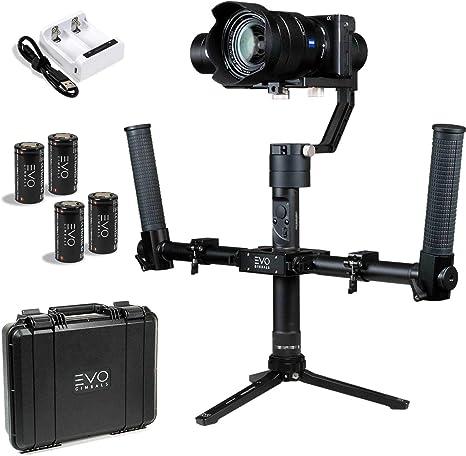 Evo Rage Gen2 cardán de mano para cámaras réflex digitales y ...