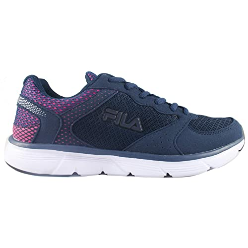 Donna Run Sneakers Blu Scarpe Fitness Fila Running Corsa Object jzMGLSpqVU