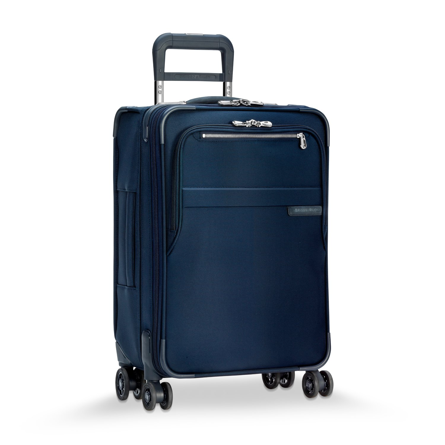 Briggs & Riley Baseline Domestic Expandable Carry-On 22'' Spinner, Navy