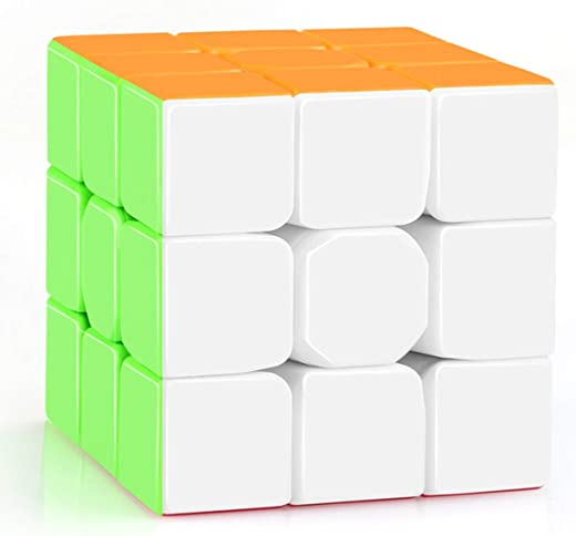 Popsugar - THEQY521 High Speed 3x3x3 Cube, Multicolor