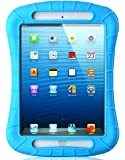 iPad Mini Case, iXCC Shockproof Silicone Protective Case Cover for iPad Mini, Mini 2, Mini 3 and iPad Mini Retina Models - Blue