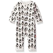 Magnificent Baby Infant Magnetic Coverall, Party Bear Blue, 0-3M