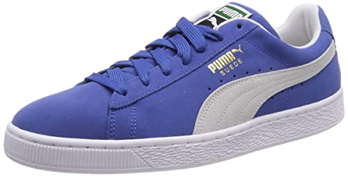 88e7ae6a192 Puma Adults  Suede Classic Plus Low-Top Slippers  Amazon.co.uk ...