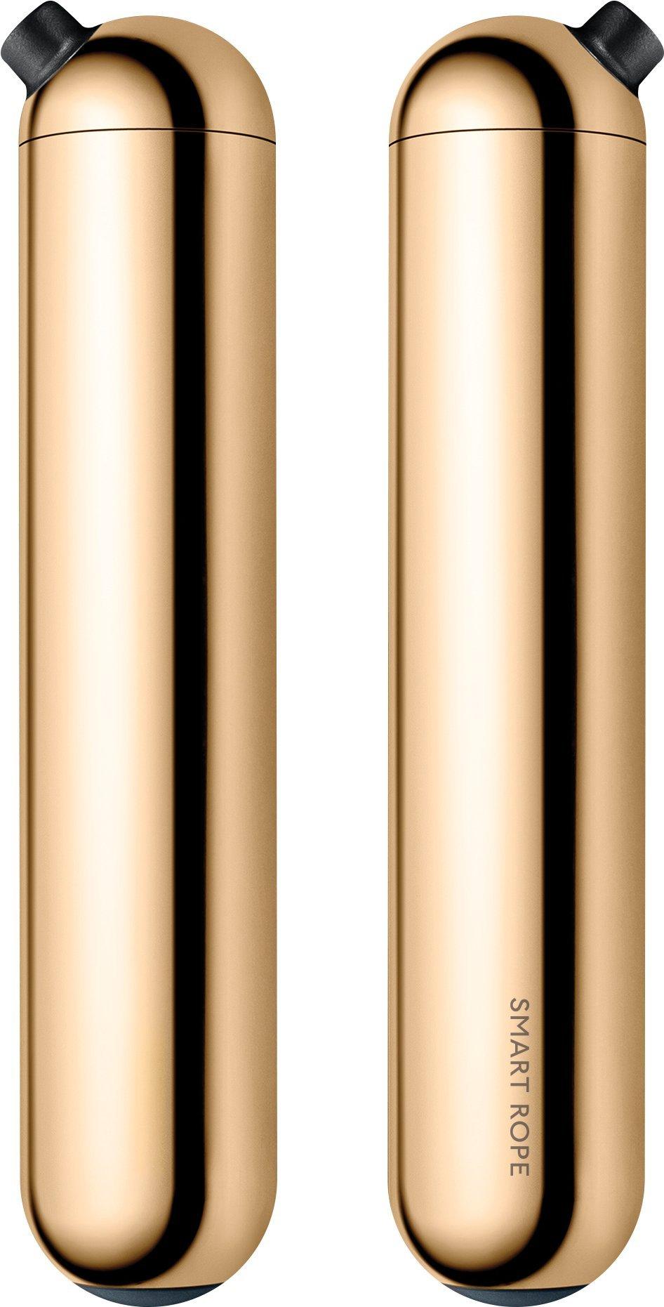 TANGRAM Factory Smart Rope - LED Embedded Jump Rope (Gold, Medium) by TANGRAM (Image #1)