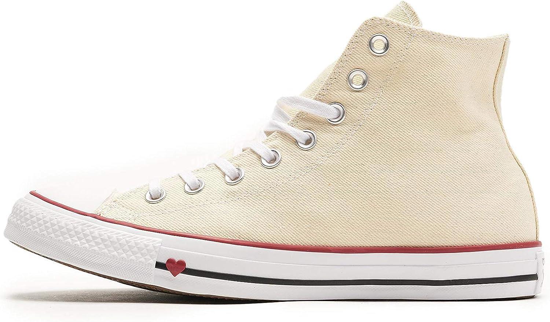 Converse Chuck Taylor all Star, Sneaker a Collo Alto Unisex-Adulto ...