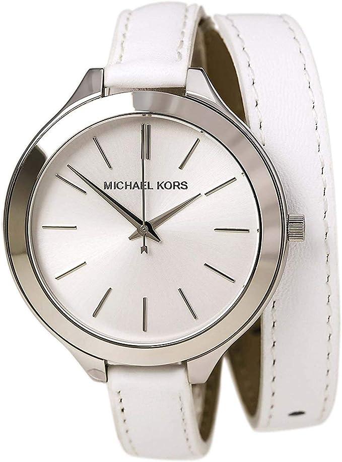 michael kors montre mk2325 femme blanc