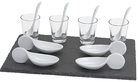 Piatti Cucina In Ardesia : Piatto ed asciugamano di cucina vuoti immagine stock immagine di
