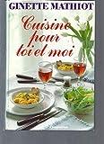 Cuisine pour toi et moi