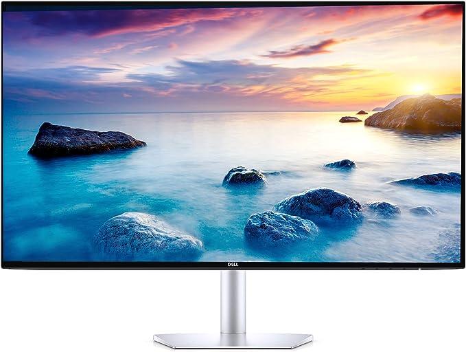68,6 cm , 2560 x 1440 Pixels, Wide Quad HD, LCD, 8 ms, Argent Wide Quad HD Mat Argent DELL S2719DC LED Display 68,6 cm 27 /Écrans Plats de PC 27