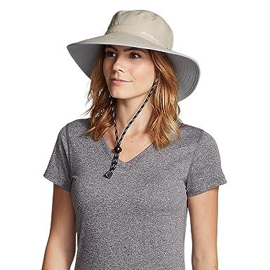 Eddie Bauer Women s Exploration UPF Wide Brim Hat at Amazon Women s ... 975f860c5ef