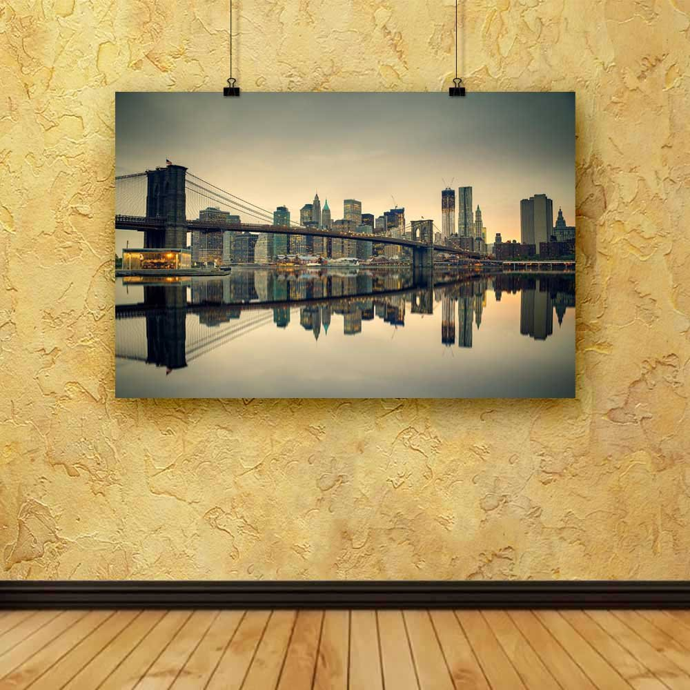 Fine New York Cityscape Wall Art Images - The Wall Art Decorations ...