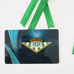 Amazon.es:Opiniones de clientes: Real Betis - Pack Soy Bético - Carnet de simpatizante del Real Betis Balompié con beneficios exclusivos