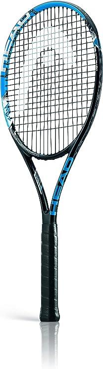 Cabeza MX Spark Elite Raqueta De Tenis Negro