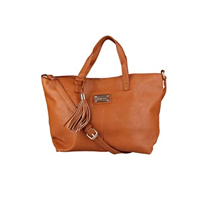0b1e82b50e Torrente Sac à main MOSKY_Camel marron - femme - TU: Amazon.fr ...