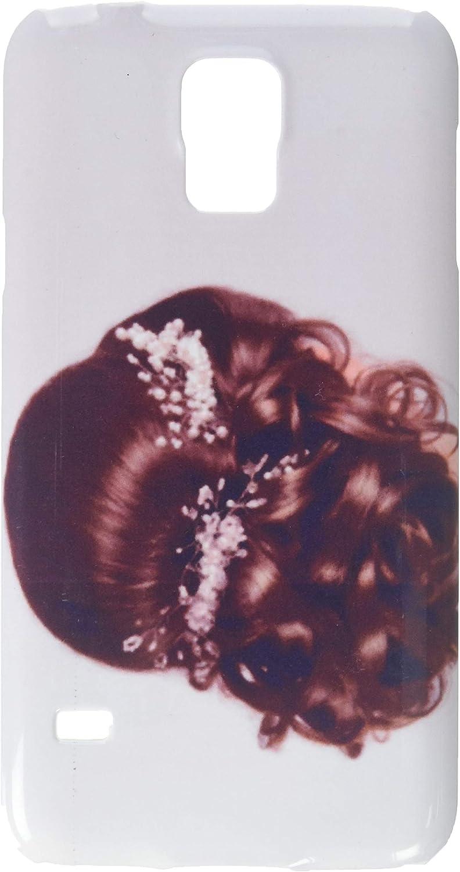 Amazon.com: Beauty wedding hairstyle. Bride. Brunette girl with ...