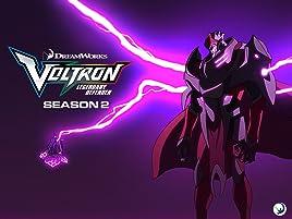 Amazon com: Watch Voltron: Legendary Defender, Season 2 | Prime Video