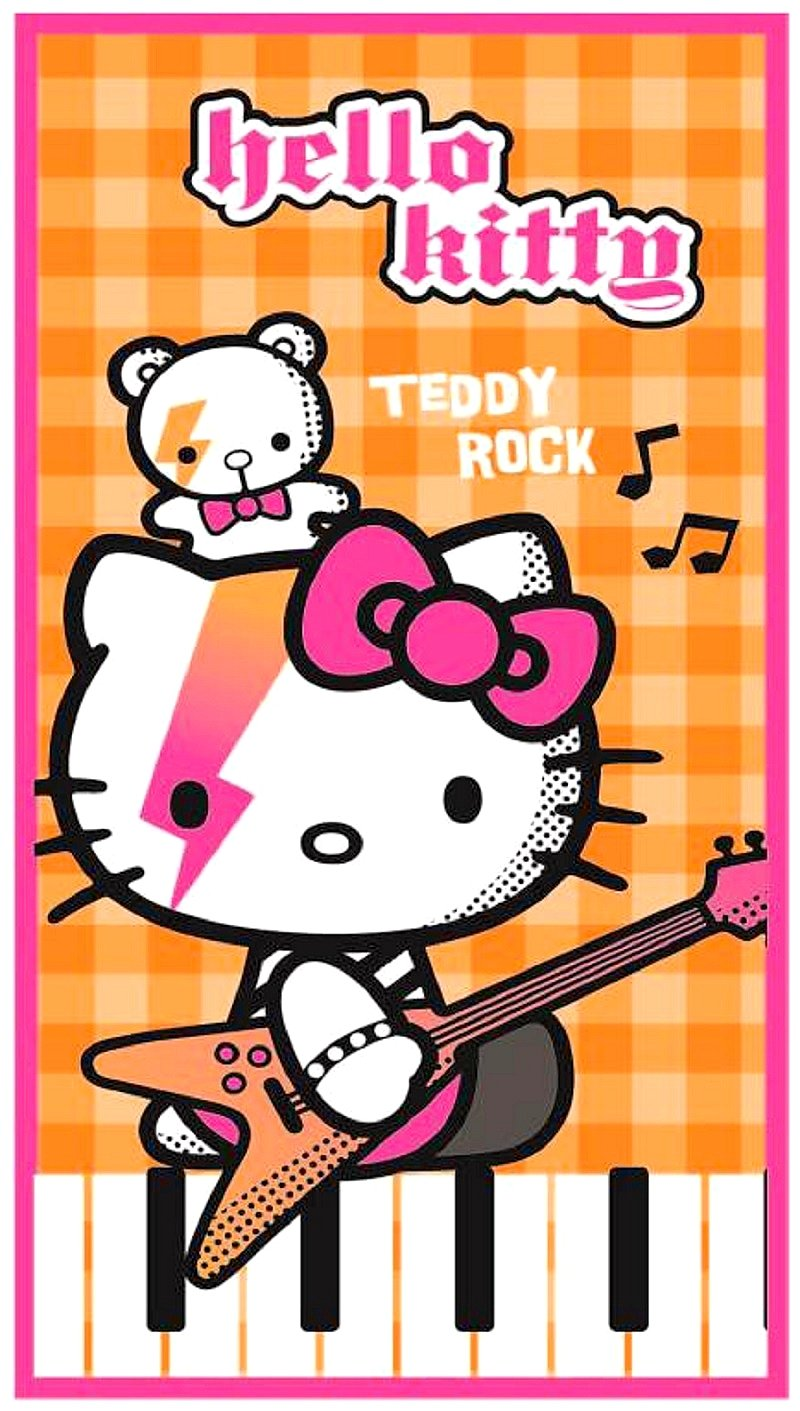 Hello Kitty - Toalla de playa, 75 x 150 cm, Original licencia oficial: Amazon.es: Hogar