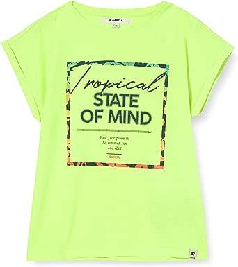 Garcia Kids Camiseta para Niñas