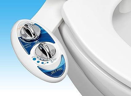Bidet Toilet Kopen : Luxe bidet neo 120 self cleaning nozzle fresh water non electric