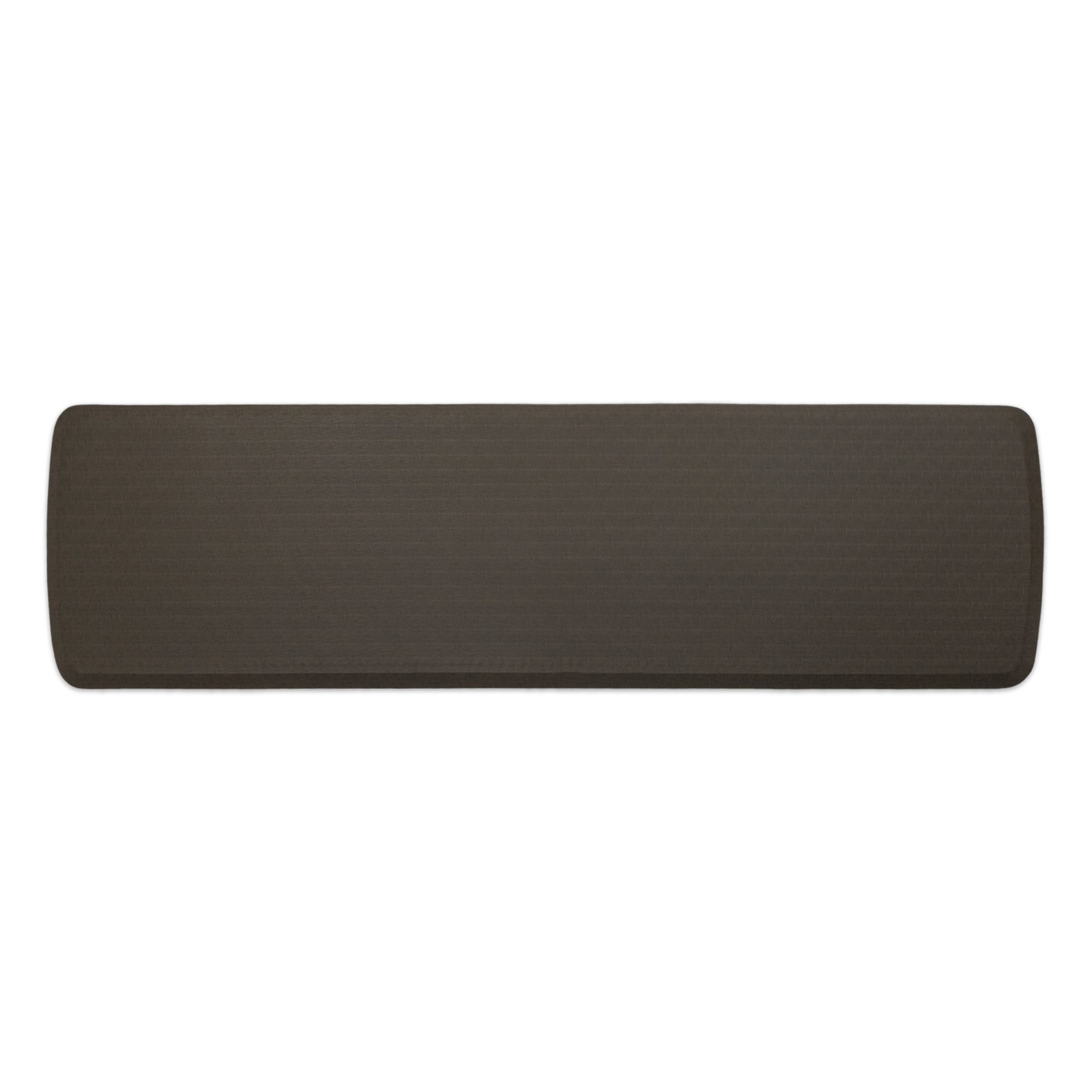 """GelPro Elite Premier Anti-Fatigue Kitchen Comfort Floor Mat, 20x72"""", Linen Granite Grey Stain Resistant Surface with Therapeutic Gel and Energy-return Foam for Health and Wellness"""