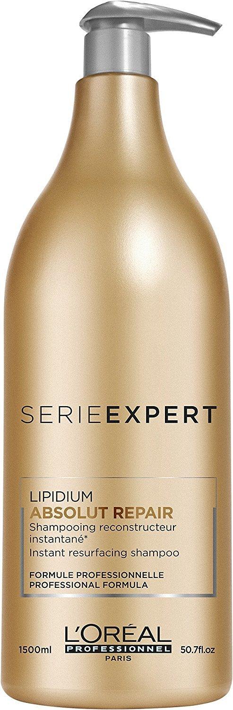 L'Oréal Professionnel Serie Expert Absolut Repair Lipidium Shampoo 1500ml and Pump NEW 2017 L' Oreal