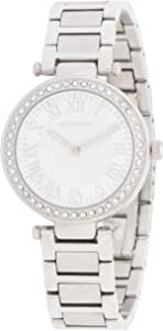 Givora Stainless Steel Watch, silver, 14-379