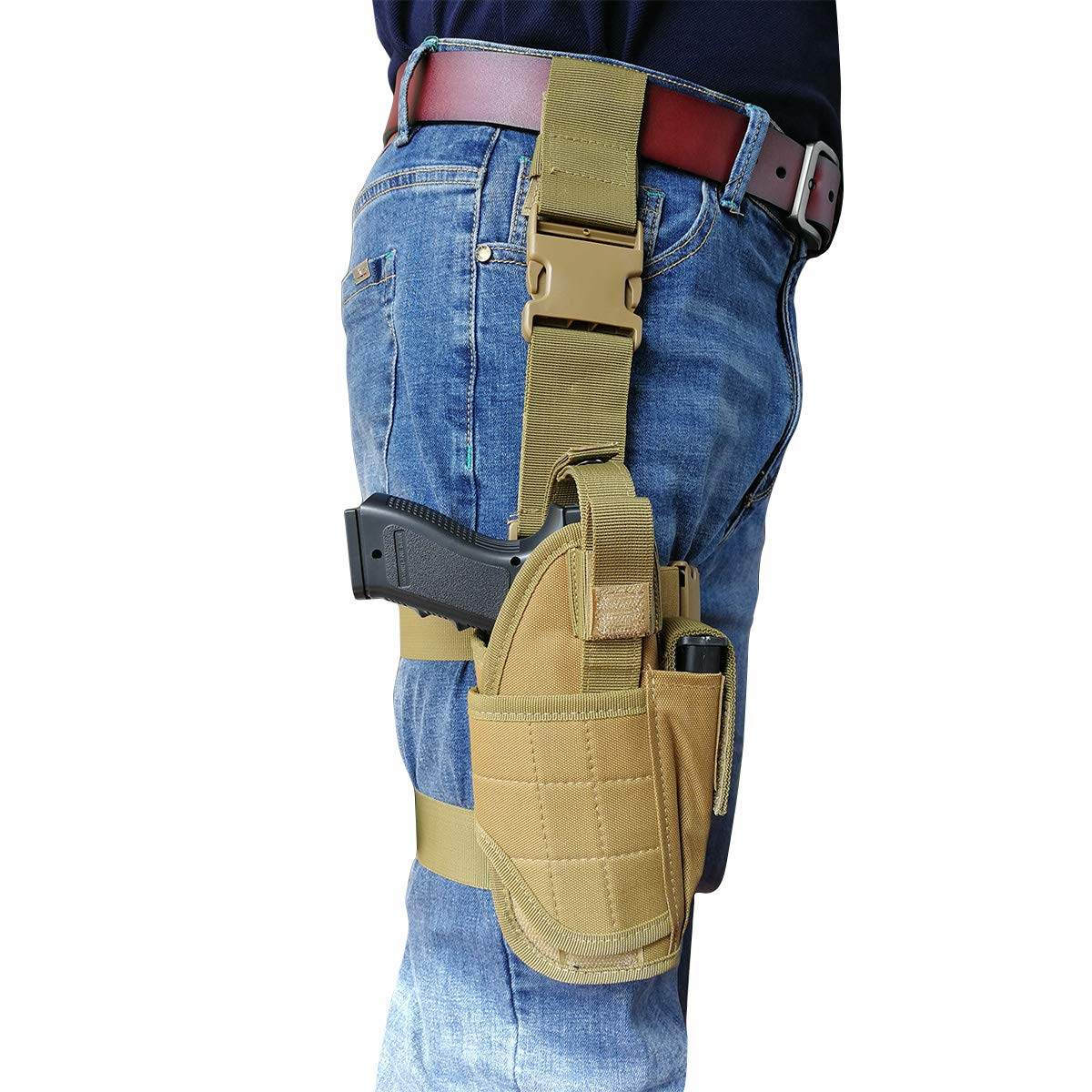 Best drop leg holster for 1911