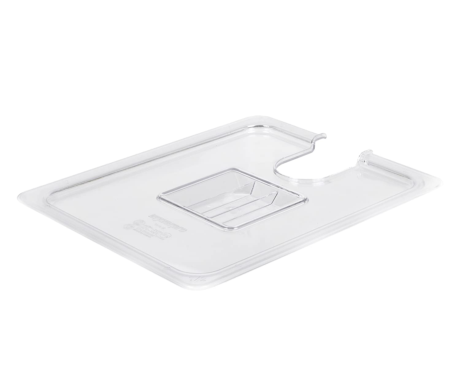WyzerPro Sous Vide Container Lid WPC12 – Cutout for Anova Precision Immersion Circulator – Prevent Vaporization for Consistent Cooking Water Bath
