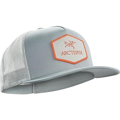 4547039a39ae6 Arc teryx Hexagonal Patch Trucker Hat - gray - One size  Amazon.co ...