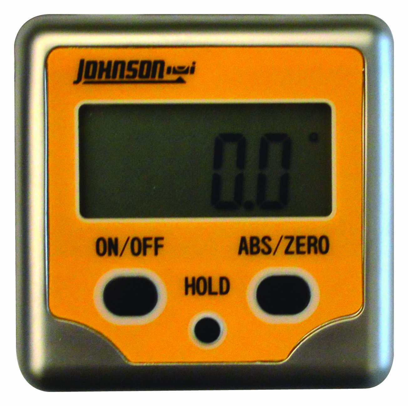 Johnson Level & Tool 1886-0200 Magnetic Digital Angle Locator