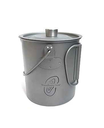 Woodknot Gear Coffee Press