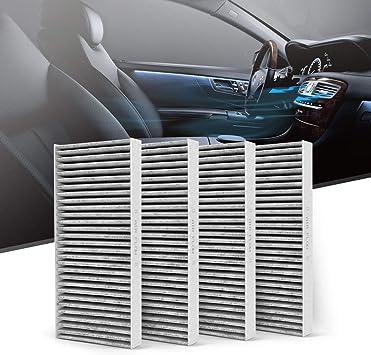 Set of 2 CABIN Air Filter for Infiniti QX56 Nissan Armada Titan New 999M1-VP055