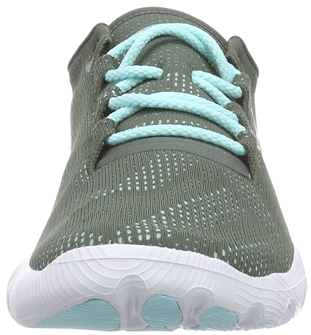 Under Armour UA Damen W SpeedForm Apollo Vent Damen UA Laufschuhe Grün (Dtg 330) fa0e23