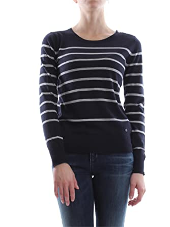 Jeans 5m01z Bleu 6x5m3a Marine Pull Femme Armani 40 5qfgwx618