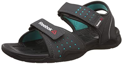 Reebok Women's Z Connect Stone, Nacho and Black Sandals and Floaters Flip-Flops & House Slippers at amazon