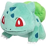 Unbekannt Sanei Pokemon All Star Series PP17 Bulbasaur Stuffed Plush, 4""