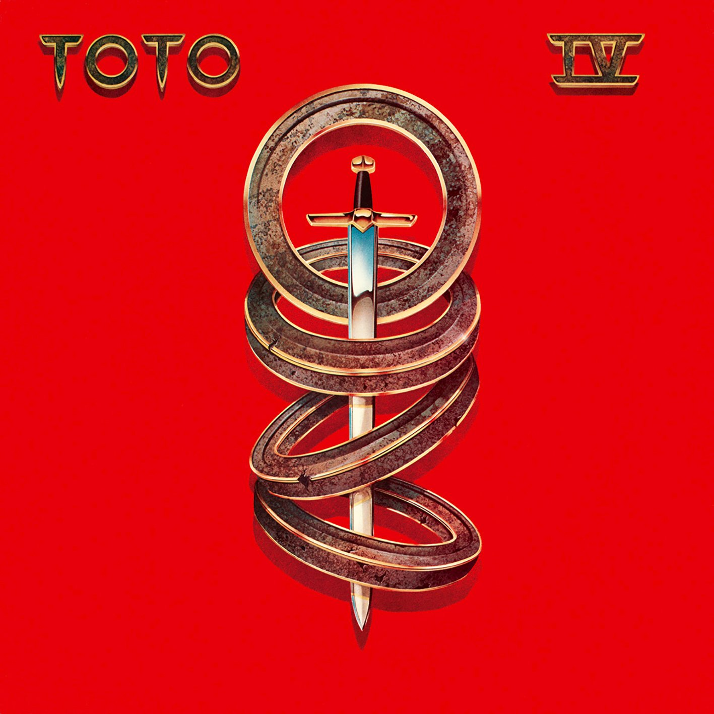 Toto - Toto IV - Cardboard Sleeve - High-Definition CD Deluxe Vinyl ...