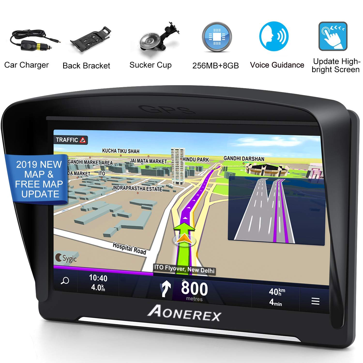 Best Rated in In-Dash Navigation Vehicle GPS Units & Helpful