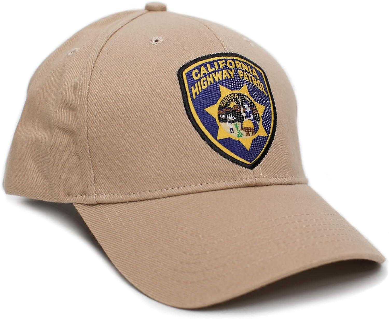 California Highway Patrol...