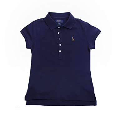 81d6196e Amazon.com: Polo Ralph Lauren Girls Polo Shirt: Clothing