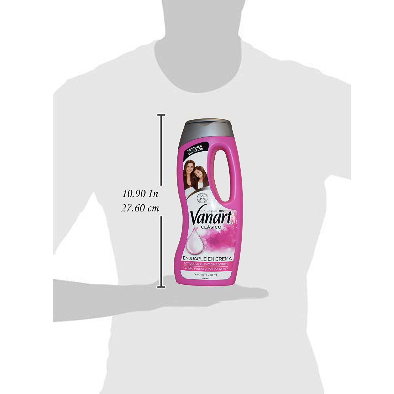 Amazon.com : Vanart Cream Rinse Hair Conditioner 750ml : Standard Hair Conditioners : Beauty