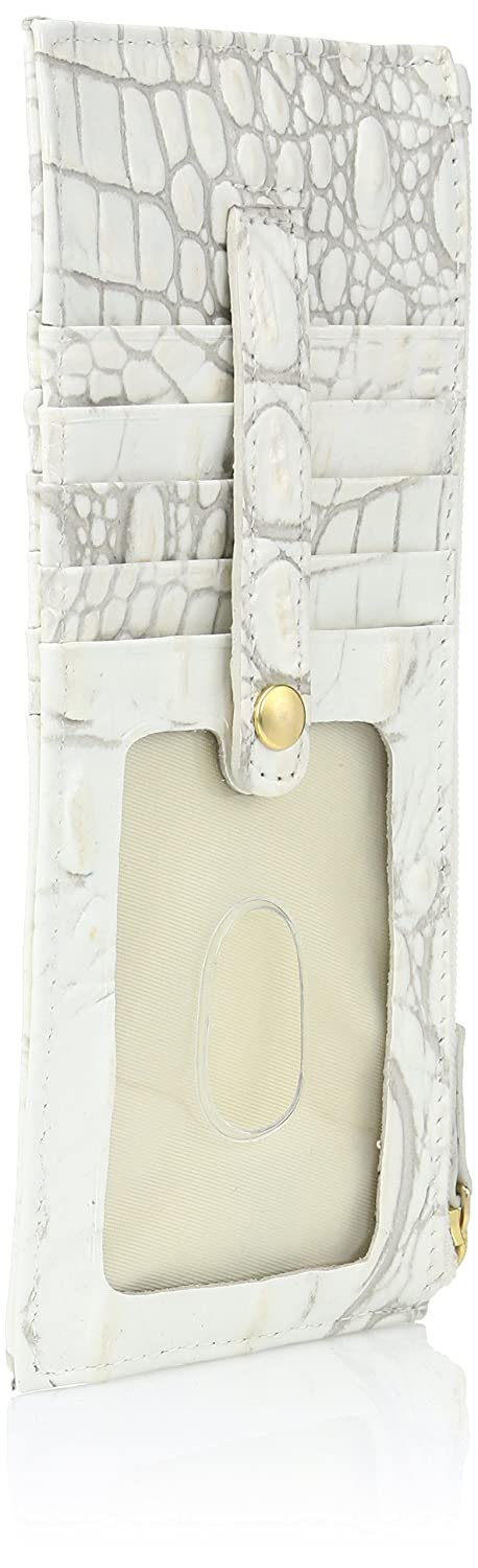 Brahmin Credit Card Wallet Pearl Wallet