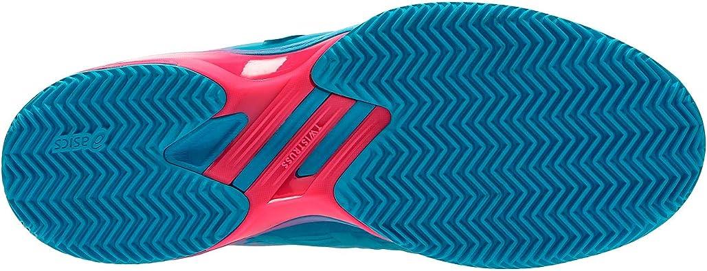 ASICS Solution Speed FF Le Clay Sandplatzschuh Damen-Pink ...